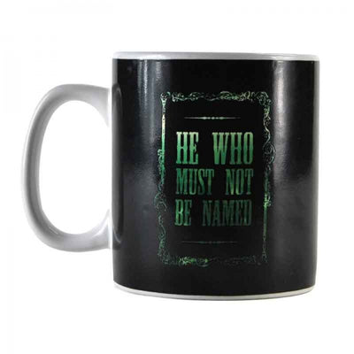 Harry Potter (Voldemort / Death Eater ) Magic Heat Change Mug