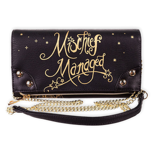 Harry Potter Mischief Managed Purse / Handbag (Exclusive)