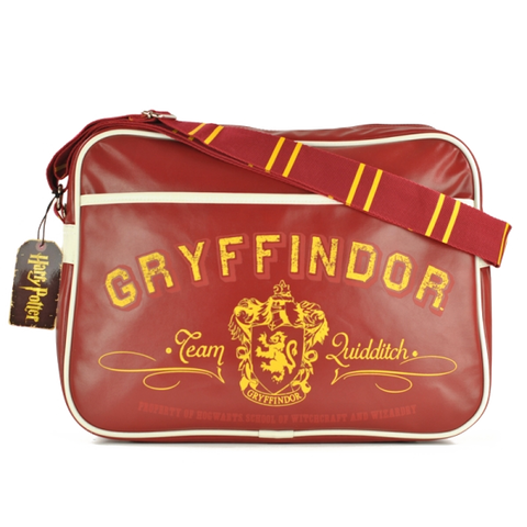 Harry Potter Retro Official Gryffindor Messenger Bag