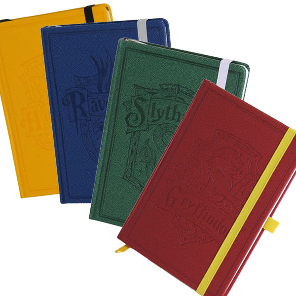 Harry Potter Hogwarts Housebase Notebooks (premium)