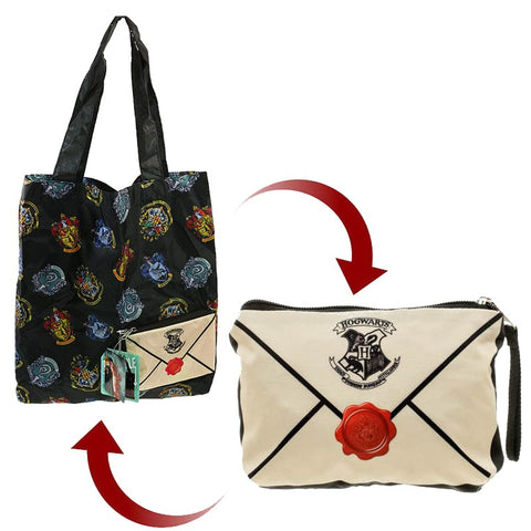 EXTRA STRONG Harry Potter Official Tote Bag! (Swimming / Shopping / Gym etc.) Handbags £11.99 Wizarding Wares