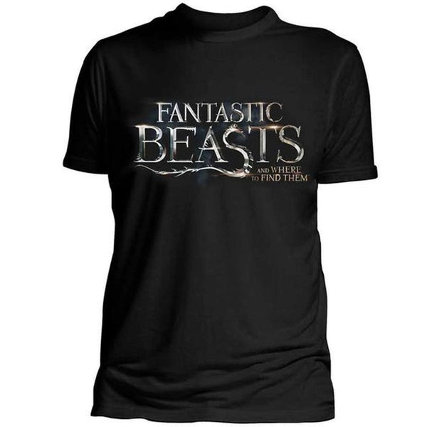 Fantastic Beasts & Where to Find Them T-Shirt Shirts £14.99 Wizarding Wares