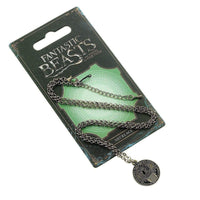 Fantastic Beasts and Where to Find Them Magical Congress Necklace Seal Jewellery £7.99 Wizarding Wares