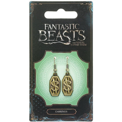 Fantastic Beasts and Where to Find Them Newt Scammander Earrings