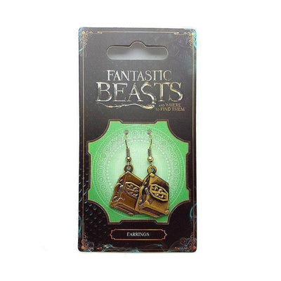 Fantastic Beasts and Where to Find Them Newt Scammander's Case Earrings