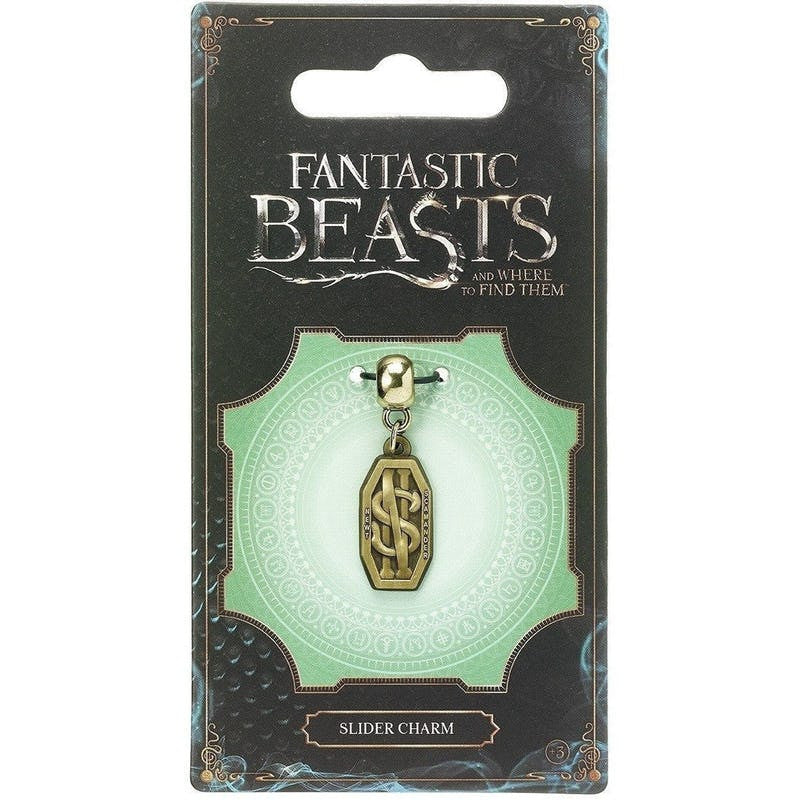 Fantastic Beasts and Where to Find Them Newt Scammander's Charm Jewellery £3.99 Wizarding Wares