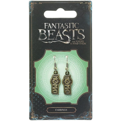 Fantastic Beasts and Where to Find Them NoMaj (Muggle) Earrings