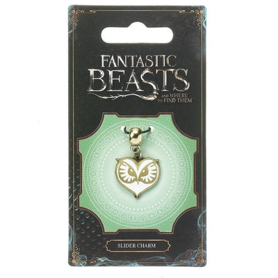 Fantastic Beasts and Where to Find Them Owl Charm