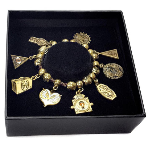 Fantastic Beasts Officially Licensed FULL Charm bracelet (Pandora Compatible) Bracelets £59.99 Wizarding Wares