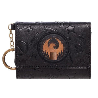 Fantastic Beasts Wallet/Purse with Clip Chain