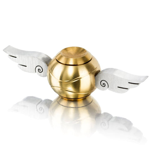 Golden Spinners Premium Metal Fidget Spinners (2 Designs) Fidget Spinners £11.99 Wizarding Wares