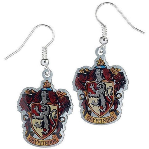 ( Gryffindor Housebase )  Harry Potter Officially Licensed Earrings Jewellery £8.99 Wizarding Wares