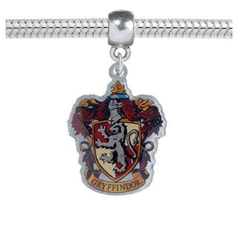 ( Gryffindor Housebase Crest )  Harry Potter Officially Licensed Charms Charms £4.99 Wizarding Wares