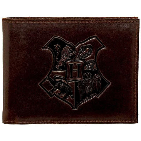 Harry Potter (100% Geniune Leather) Mens Wallet Wallets £25.00 Wizarding Wares