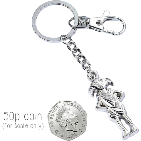 DAILY SALE ITEM - Harry Potter Dobby The House Elf (Official Keyring)