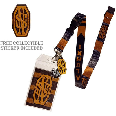 Harry Potter Fantastic Beasts ID/Key Lanyard (Newt Scammander)