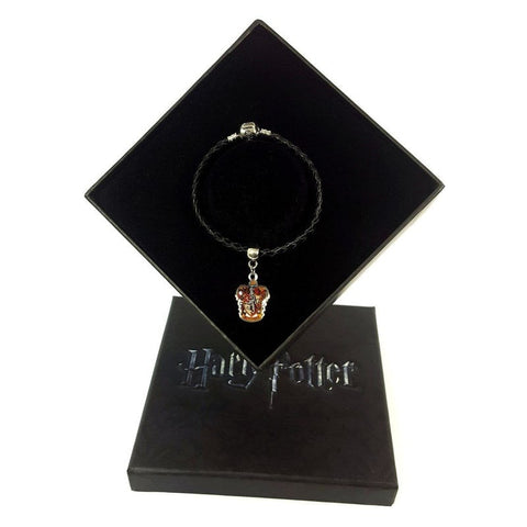 Harry Potter Gryffindor Charm + Bracelet + Gift Box Jewellery £14.99 Wizarding Wares