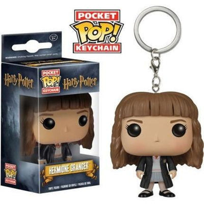 Harry Potter Hermione Granger Keychain (Official Funko!)