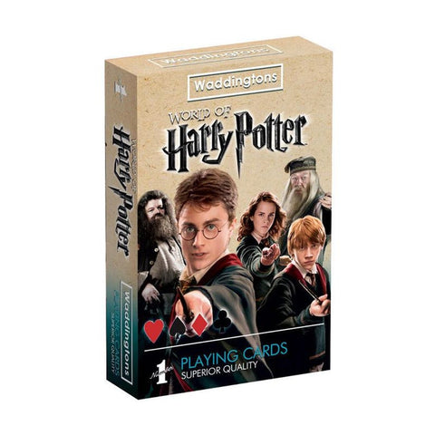 Harry Potter Official Playing Cards Games £3.99 Wizarding Wares