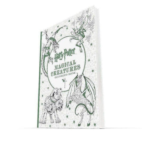 Harry Potter Officially Licensed  Magical Beasts Official Colouring book Books £9.99 Wizarding Wares