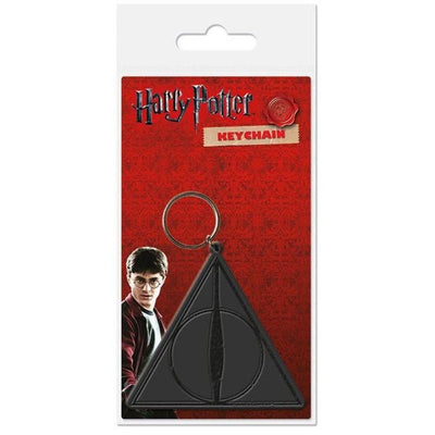 Harry Potter Deathly Hallows Keyring/Chain