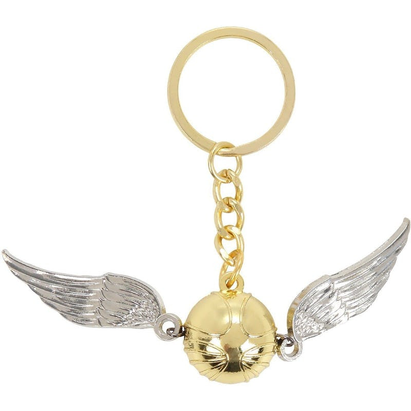 Harry Potter Officially Licensed Golden Snitch Key Chain Keyrings £7.99 Wizarding Wares