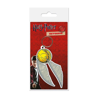 Harry Potter Golden Snitch Keyring/Chain