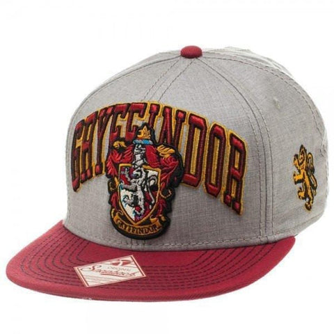 Harry Potter Officially Licensed Gryffindor Snapback Cap Hats £19.99 Wizarding Wares