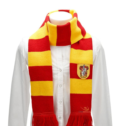 Harry Potter Officially Licensed Hogwarts (Gryffindor) Scarf Scarves £24.99 Wizarding Wares