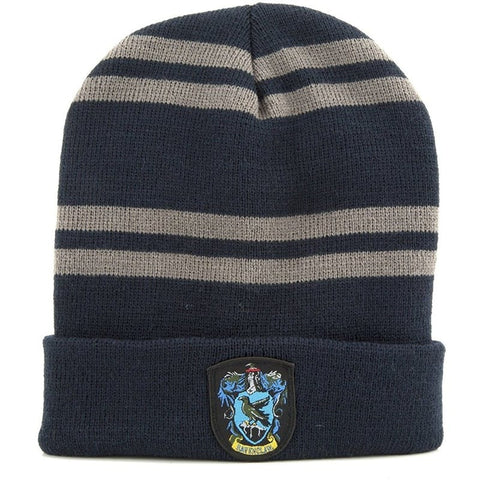 Harry Potter Officially Licensed Hogwarts (Ravenclaw) Beanie Hat Hats £17.99 Wizarding Wares