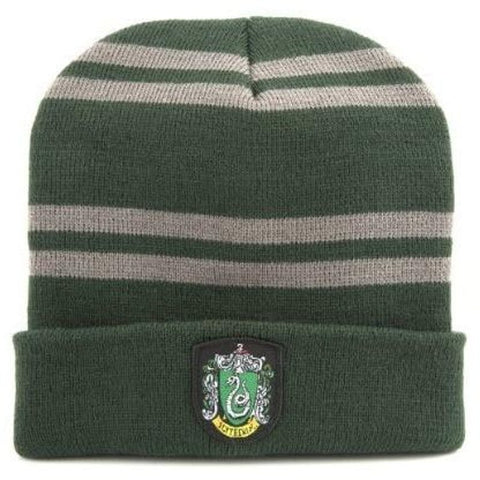 Harry Potter Officially Licensed Hogwarts (Slytherin) Beanie Hat Hats £17.99 Wizarding Wares