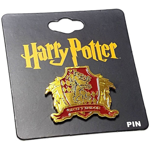 Harry Potter Officially Licensed Housebase Collectible Pin (Gryffindor) Harry Potter £6.99 Wizarding Wares