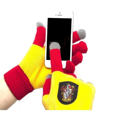 Harry Potter Officially Licensed Housebase e-touch Gloves (Gryffindor ) (Ver 2.) Gloves £17.99 Wizarding Wares