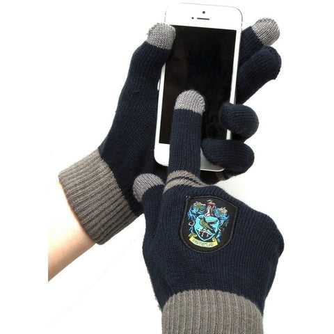 Harry Potter Officially Licensed Housebase e-touch Gloves (Ravenclaw) Gloves £17.99 Wizarding Wares