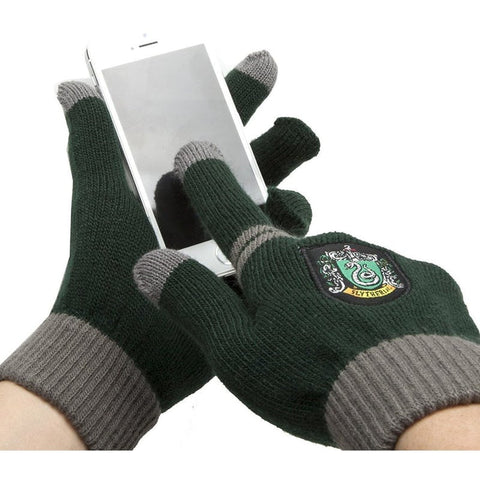 Harry Potter Officially Licensed Housebase e-touch Gloves (Slytherin) Gloves £17.99 Wizarding Wares
