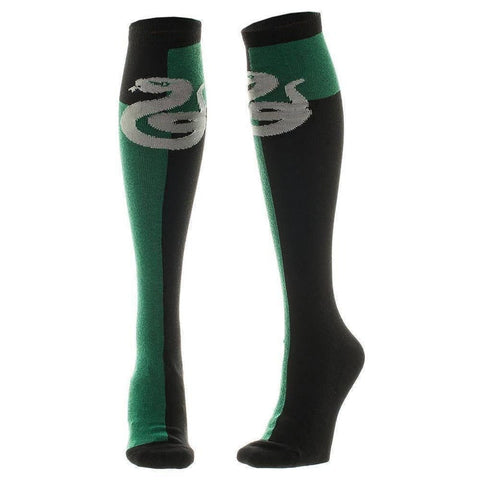 Harry Potter Officially Licensed Knee High Socks (Slytherin) Harry Potter £9.99 Wizarding Wares