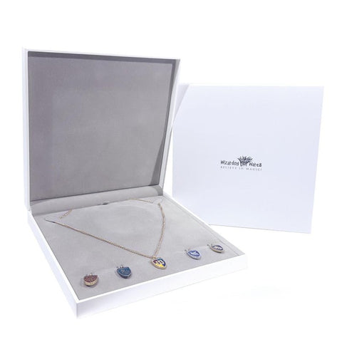 Harry Potter Officially Licensed Premium Hogwarts Necklace Kit Jewellery £24.99 Wizarding Wares