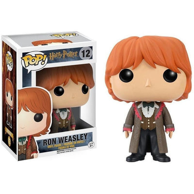 Harry Potter Ron Weasley (Official Funko!)