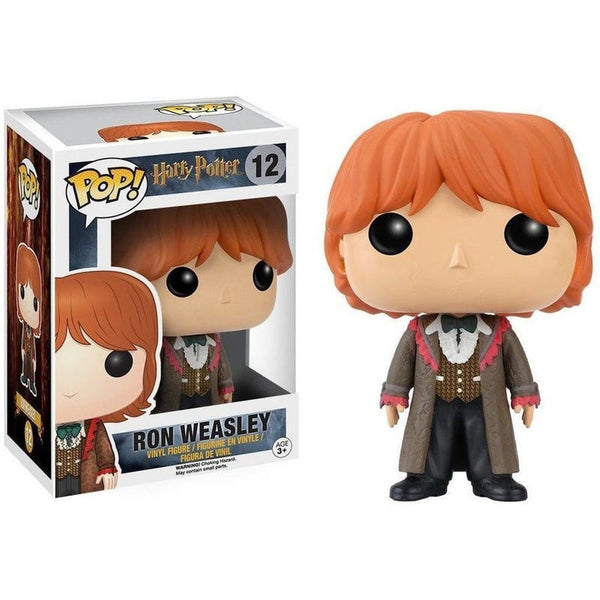Harry Potter Officially Licensed Ron Weasley (Official Funko!) Collectibles £14.99 Wizarding Wares