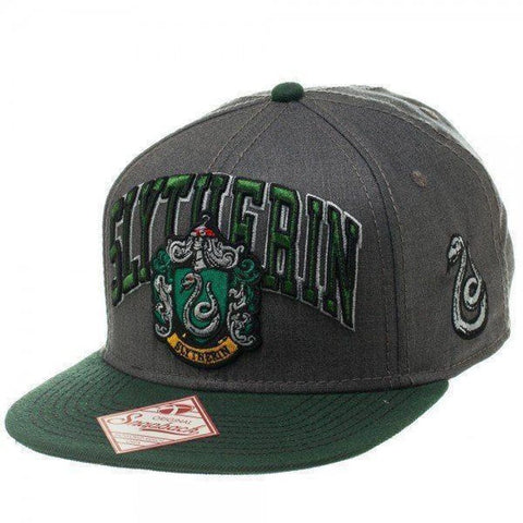 Harry Potter Officially Licensed Slytherin Snapback Cap Hats £19.99 Wizarding Wares