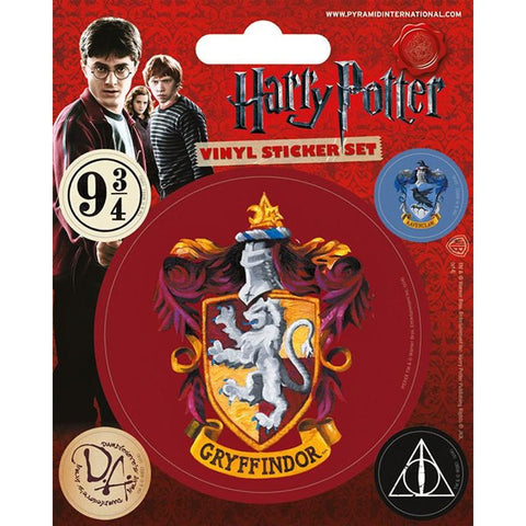 Harry Potter Officially Licensed Sticker Set stickers £1.45 Wizarding Wares