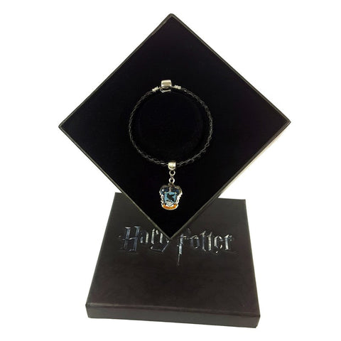 Harry Potter Ravenclaw Charm + Bracelet + Gift Box Jewellery £14.99 Wizarding Wares