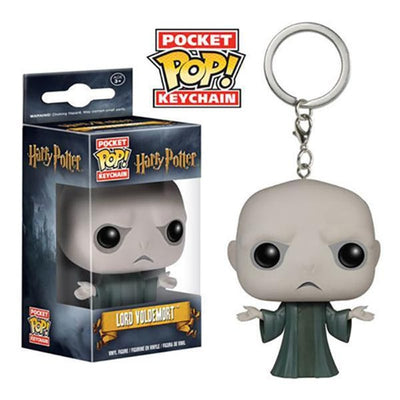 Harry Potter Voldemort Keychain (Official Funko!)