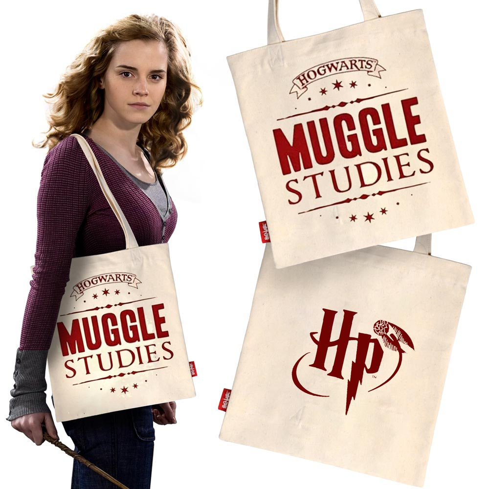 EXTRA STRONG Muggle Studies Tote Bag! (Swimming / Shopping / Gym etc.)