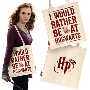 EXTRA STRONG Hogwarts Tote Bag! (Swimming / Shopping / Gym etc.)