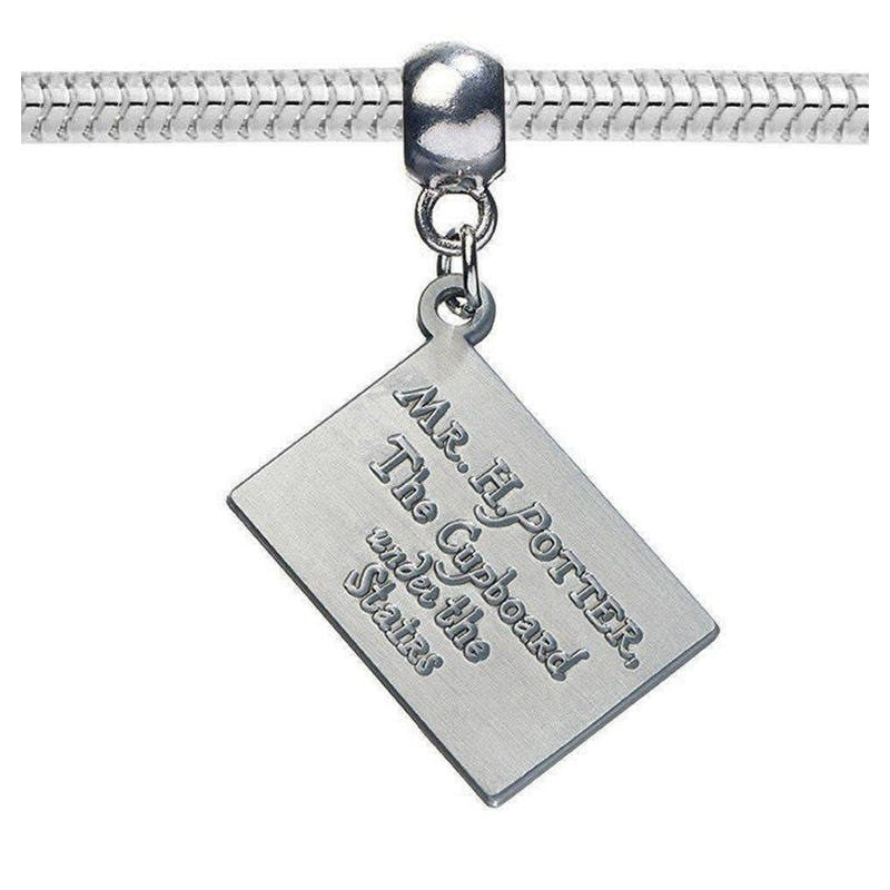 ( Hogwarts school acceptance letter )  Harry Potter Officially Licensed Charms Charms £4.99 Wizarding Wares