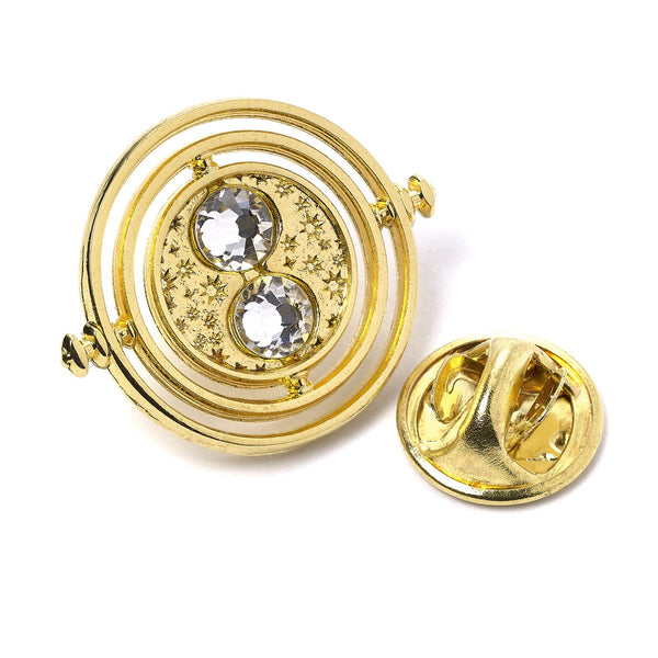 Hermione Granger's Time Turner Pin Badge