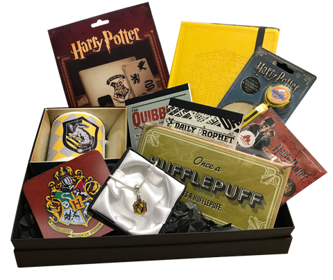 Harry Potter™ Officially Licensed Hufflepuff Backpack (Limited Stock)