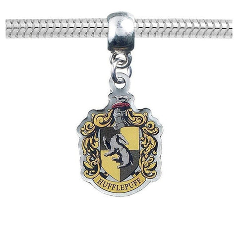 ( Hufflepuff Housebase Crest)  Harry Potter Officially Licensed Charms Charms £4.99 Wizarding Wares