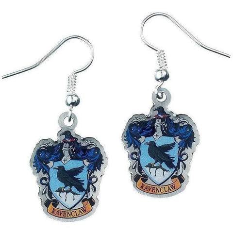 (Ravenclaw Housebase )  Harry Potter Officially Licensed Earrings Jewellery £8.99 Wizarding Wares